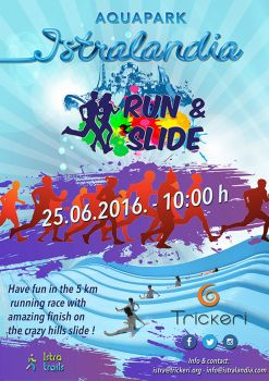RUN AND SLIDE 2016